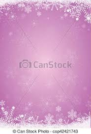 purple snowflake border. Wonderful Border Winter Purple Christmas Background With Snowflake Border  Csp42421743 Inside Purple Snowflake Border U