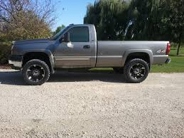 Leveled with 20's Pics - Page 5 - Chevy and GMC Duramax Diesel Forum