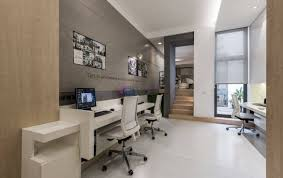 designer office space. To That End, Think About How Your Home Is Decorated And Bring Those Design Elements\u2013 Mid-century Modern, Say, Or Art Deco \u2014 Into Office. Designer Office Space