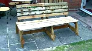 outdoor furniture made with pallets. Comfortable Benches Made Out Of Pallets Outdoor Furniture From With .