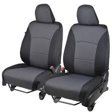 polycustom fit car seat covers for honda accord 2016 2016 easywrap cloth black com