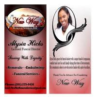 Alysia Hicks - CEO - Alysia M. Hicks Funeral Services, Inc.   LinkedIn