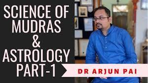 Arjun Pai Chart The Science Of Mudras Astrology By Dr Arjun Pai Mudra
