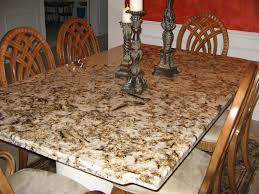 Kitchen Tables With Granite Tops Marble Kitchen Table Tops Dining Room Table Marble Round Dining