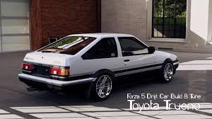 Forza 5 Drift Car Building & Tuning - #6 - Toyota Trueno AE86 ...