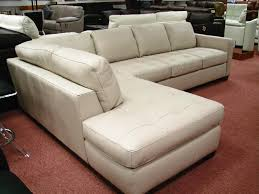 12 photos gallery of the best leather sectional sofa
