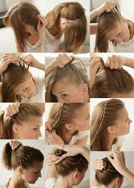 Different Hairstyle 20 easy and sassy diy hairstyle tutorials simple ponytails 3144 by stevesalt.us