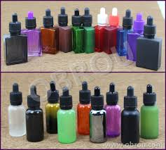 fda tested 30ml clear boston round glass bottle for ejuice