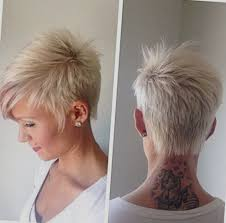 Amazing Frisuren Kurzhaarfrisuren Damen 2018 Trend Undercut Die
