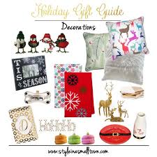 Small Picture Holiday Gift Guide Home Decor Hostess Gifts Plus a GIVEAWAY