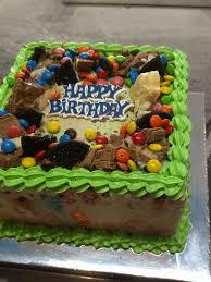 Ice Cream Birthday Cake For Someone Special Coldrock Ice Cream