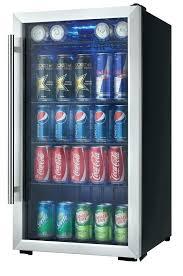glass door beverage cooler single glass door beverage cooler