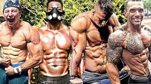 crazy strong people best of workout