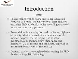 aims and objectives dissertation nsw
