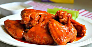 these buffalo wings only require a few ings and are a perfect option for game time parties or any other gathering