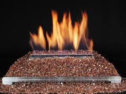 sophisticated material burning of fireplace glass rocks brevitydesign com