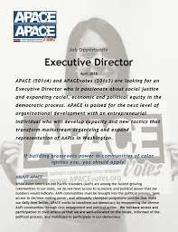 director job description 2018 apace executive director job description apacevotes