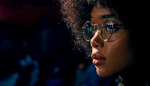 Image result for laura harrier blackkklansman