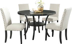 round black glass dining table black glass dining table ikea