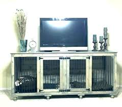 kennel furniture dog kennels indoor with built in custom made crate homemade diy wooden this would indoor dog kennel plans furniture