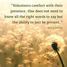 Volunteer Quotes Custom Winning Quotes For NHPCO's National Volunteer Week Social Media