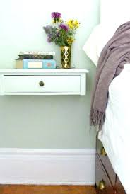 wall shelf with drawer wall mounted bedside shelves non traditional bedside tables wall mounted wall mounted bedside shelf drawer wall mounted bedside