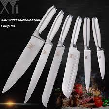 Xyj Professionnel Conception Cuisine Couteau Ensembles De Cuisson En