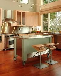 white movable kitchen island evropazamlademe