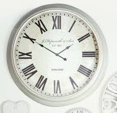 extra large wall clocks home furniture design vintage clock uk oversized