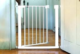 Baby Gates For Stairs With Spindles Banister To Wall Baby Gate Best ...