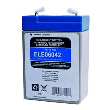 Emergency Light Battery Replacement Lithonia Lighting Elb06042 Battery Lilianduval