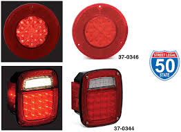 LED Tail Lights - Stepside | 1973-87 Chevy Truck 1973-87 GMC Truck ...