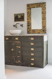 bathroom industrial bathroom sinks excellent before and after of a bathroom vanity using recycled furniture