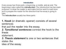 dramatic essay dramatic essay
