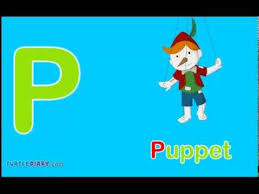 toddler words words starting with p