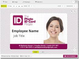 Make Your Own Identification Card Photo Id Card Solutions Design Manage Your Own Printed Id Cards
