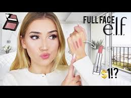 what s the dealio w elf makeup full face one brand