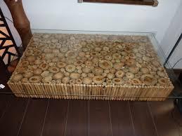 Les Tables World Inside D Coration Int Rieure Table En Rondins