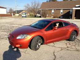 Just bought my first car, 2007 Mitsubishi Eclipse : mitsubishi
