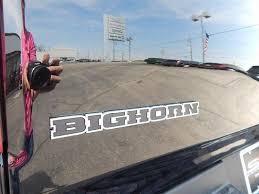 2019 RAM 1500 Big Horn/Lone Star SCA Black Widow