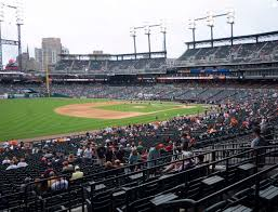Comerica Park Section 139 Seat Views Seatgeek