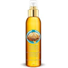 the body wild argan oil radiant oil