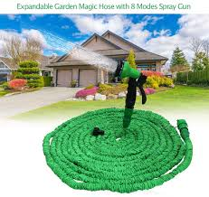 best ing 25ft 100ft garden hose expandable magic flexible water hose eu hose plastic hoses pipe with spray to watering