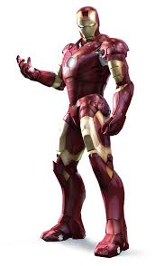 Iron Man Mugen Character Download