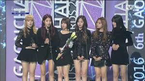 6th Gaon Chart Music Awards 2017 170222 The 6th Gaon Chart Music Awards January
