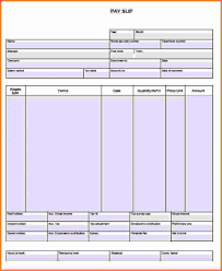 Check Stub Template Word Free Printables Pay Paycheck