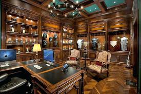Custom home office interior luxury Office Chairs Luxurious Home Office With Expensive Wood Paneling Flooring And Ceiling Luxury Custom Design Ideas Altaremera Wonderful House Luxurious Home Office With Expensive Wood Paneling Flooring And