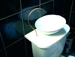 shower toilet combo for rv kit x 1 2 pan bathroom kit toilet shower sink combo cassette for rv