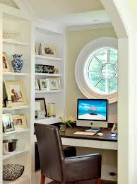 office at home. view in gallery small home office decor ideas contemporary brown chair at e
