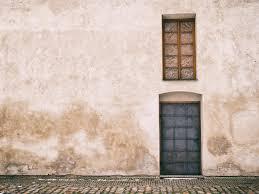 free image old door and window in prague